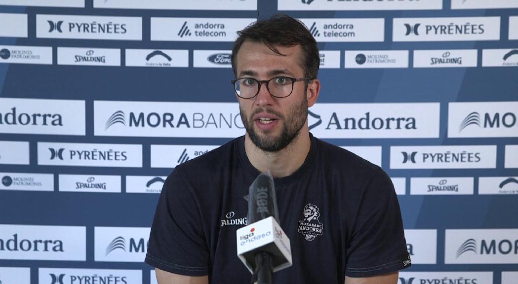El MoraBanc Andorra vol derrotar el Burgos per seguir somiant
