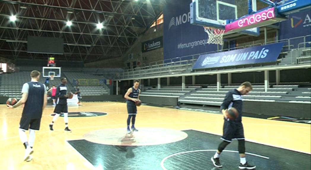 El MoraBanc buscarà la tercera victòria consecutiva contra el totpoderós Baskonia