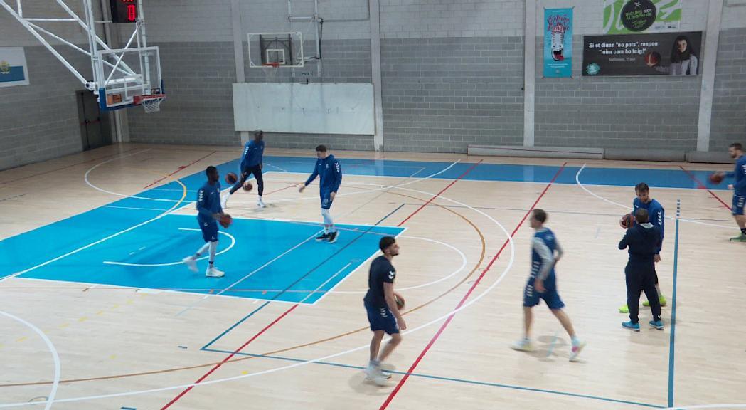 El MoraBanc Andorra comença al Joan Alay 17 dies de preparació sense partits