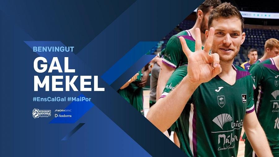 El MoraBanc fitxa el base israelià Gal Mekel