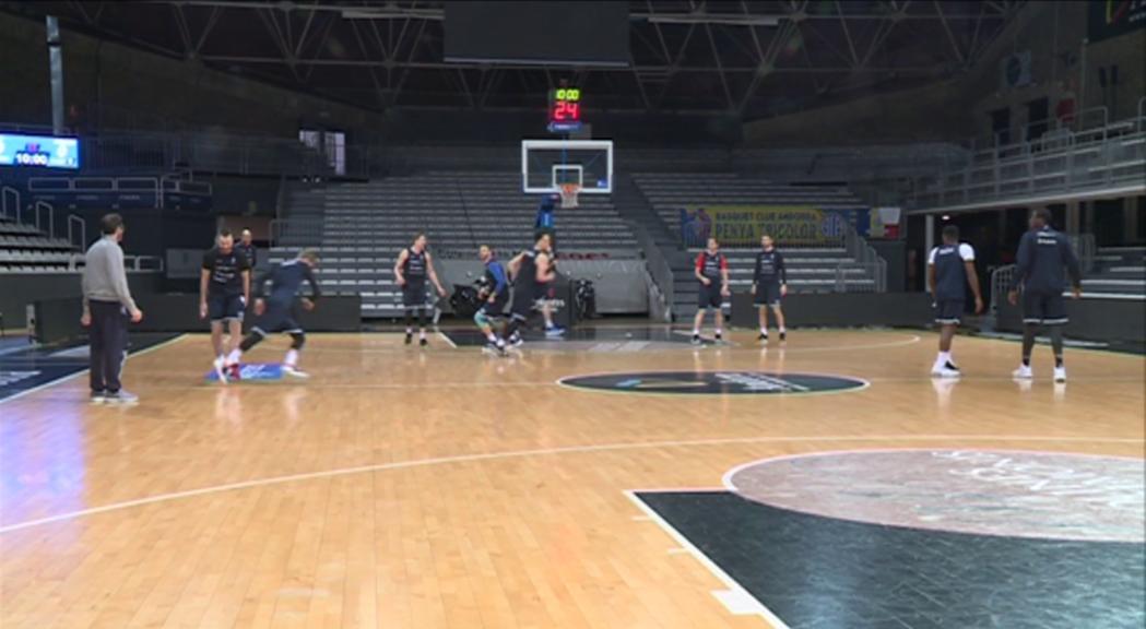 El MoraBanc Andorra inclourà Dylan Ennis en el dret de tan