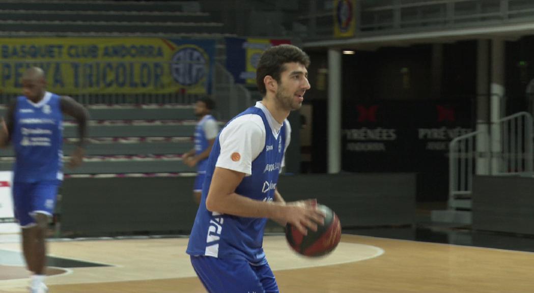 El MoraBanc vol que el San Pablo Burgos sigui el següent derrotat al Poliesportiu