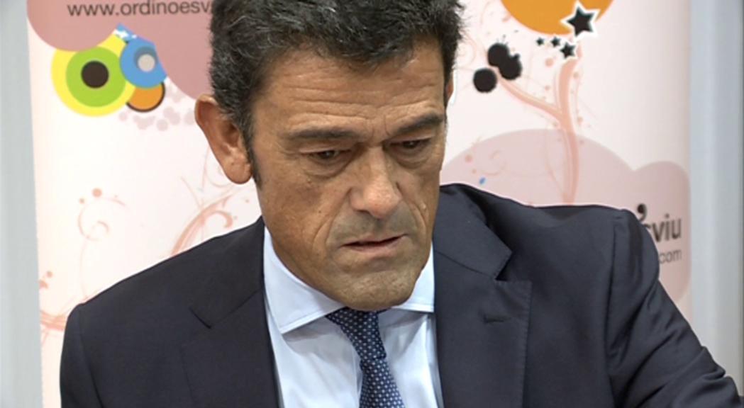 """Mortés: """"Si no fos per Viladomat, Vallnord ja s'hagués trencat l'any passat"""""""