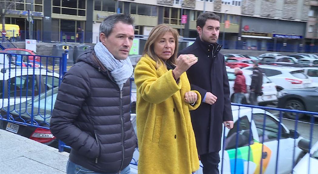El multifuncional, la recollida selectiva i els joves, passat l'equador de campanya a Andorra la Vella