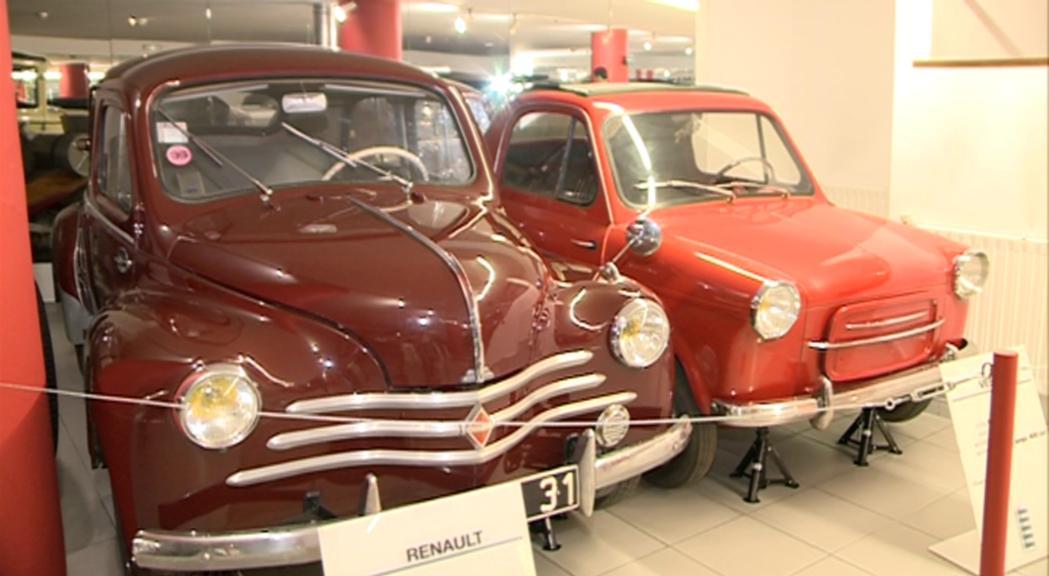 El Museu de l'Automòbil acollirà un concert amb el so dels vehicles