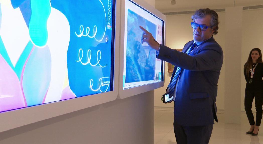 El Museu Carmen Thyssen crearà un videojoc interactiu per al mòbil