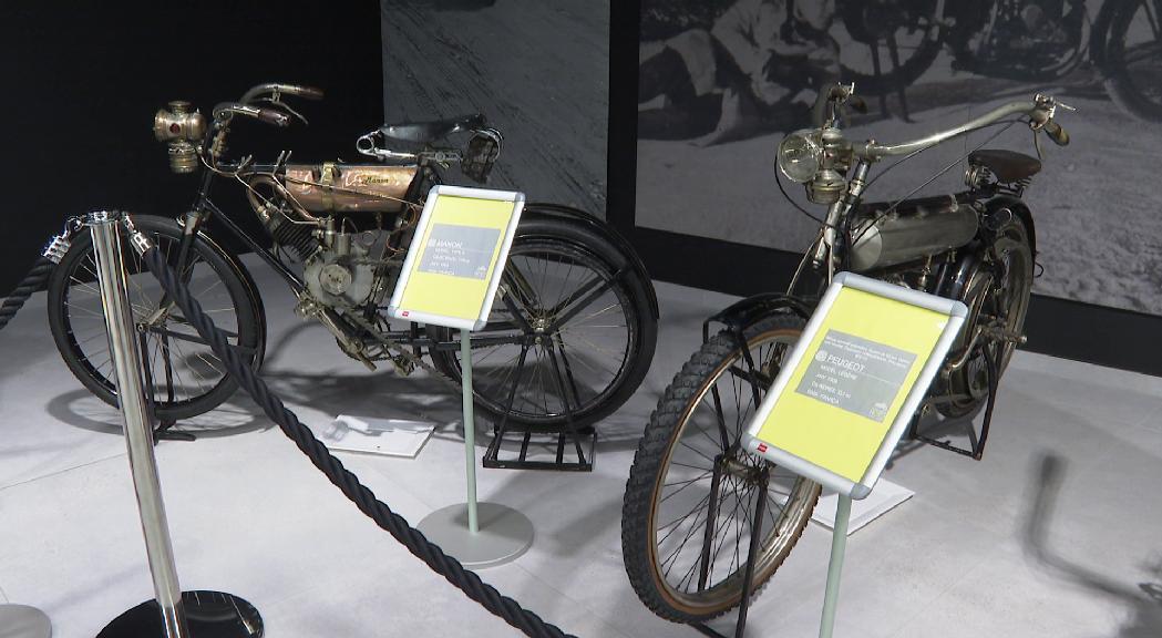 El Museu de la Moto reobre les portes en una nova ubicació