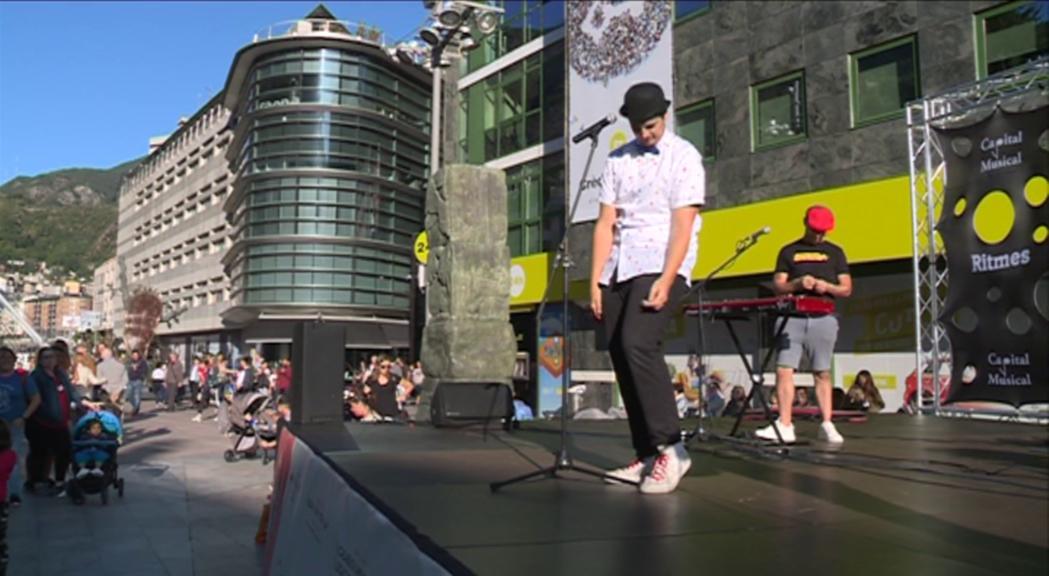 La música de Queen ressona als carrers de la capital pel cicle Ritmes