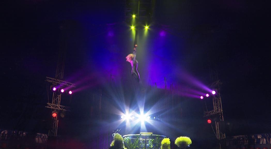Mystike-Le Grand Cirque arriba a Andorra