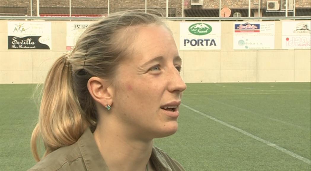 Nàdia Olm entra a la convocatòria de la selecció francesa de rugbi XIII