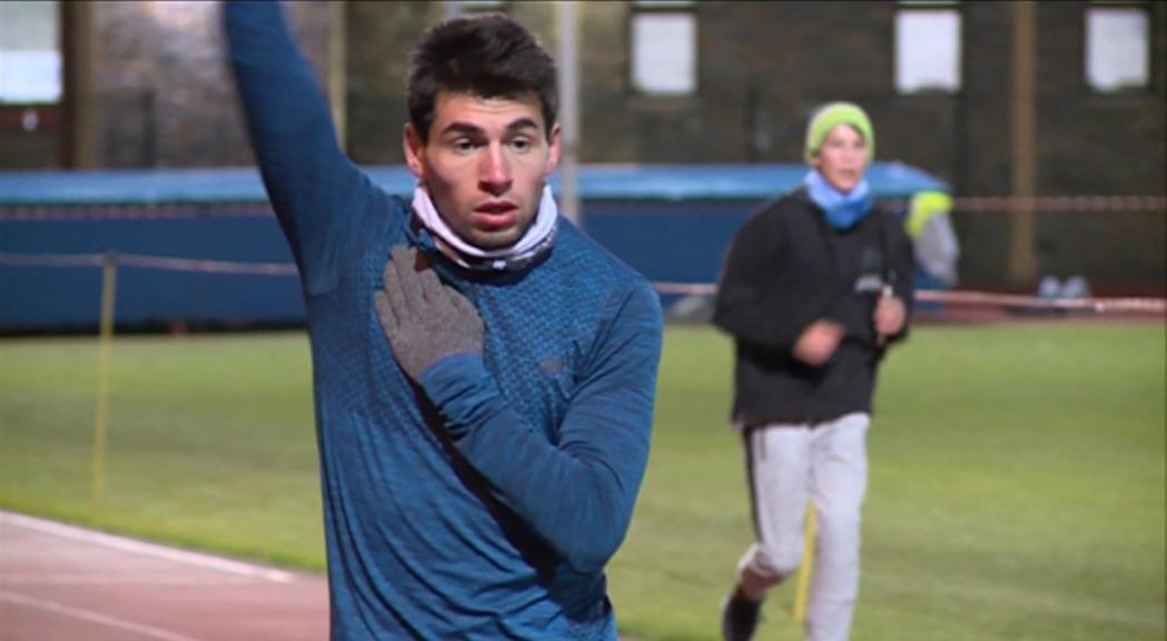 Nahuel Carabaña es classifica en dotzena posició en el Campionat d'Espanya