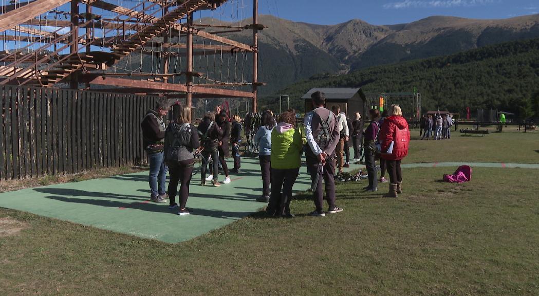 Naturland posarà en marxa La Granja Andorra Pirineus a la primavera per treballar les emocions