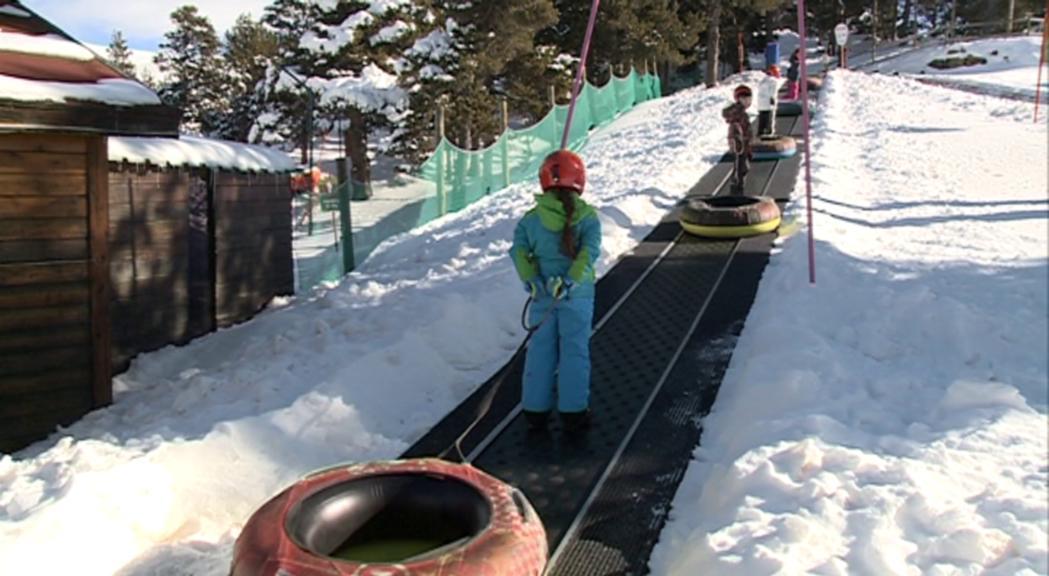 Naturlàndia ha tancat el mes de desembre amb un 15% m&eacu