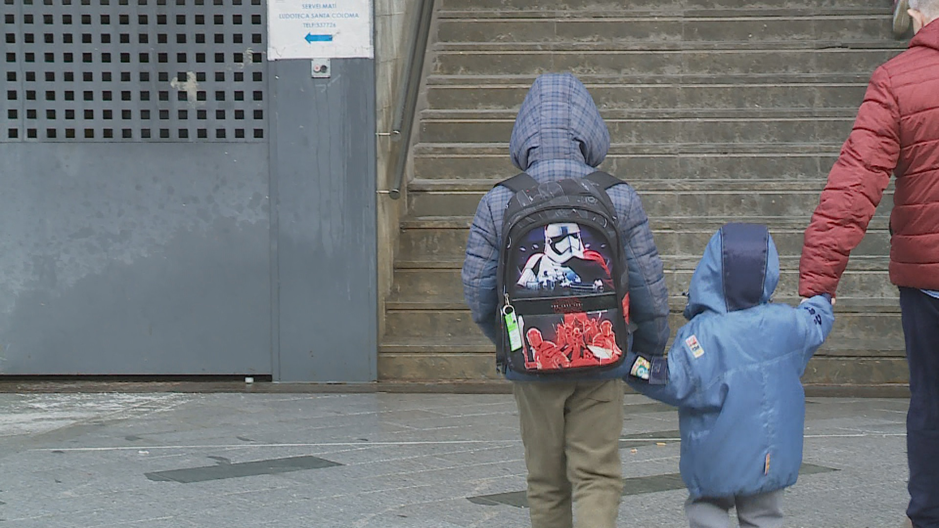 Neguit entre els pares que treballen per un retorn a les escoles amb molts condicionants