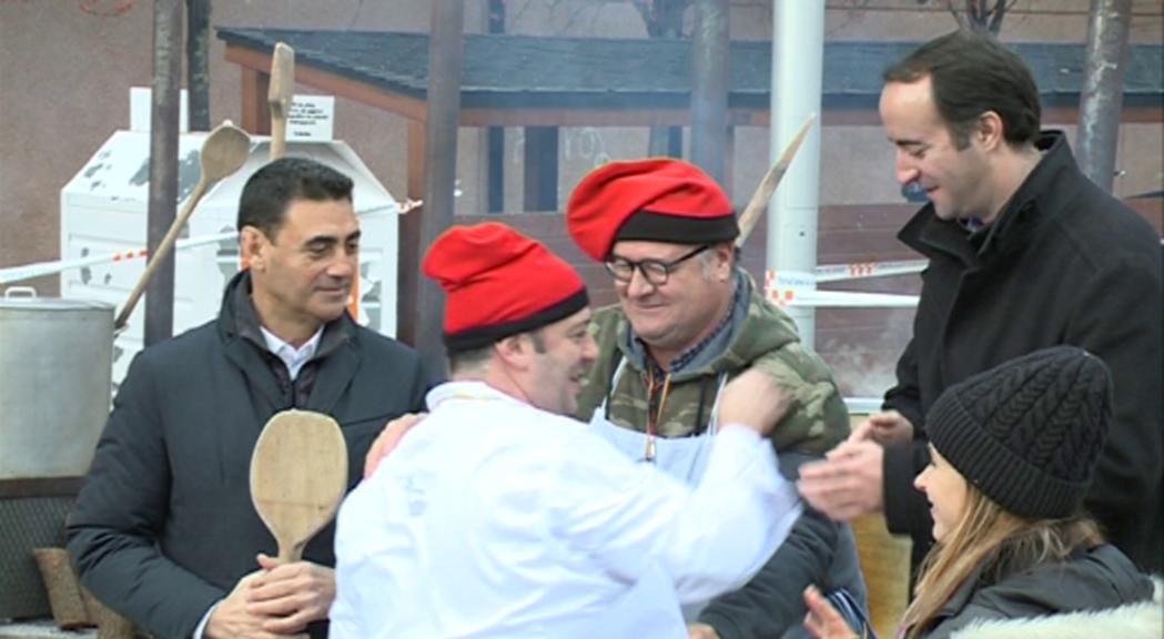 Neix la Confraria d'Escudellaires de  Sant Antoni de la Massana