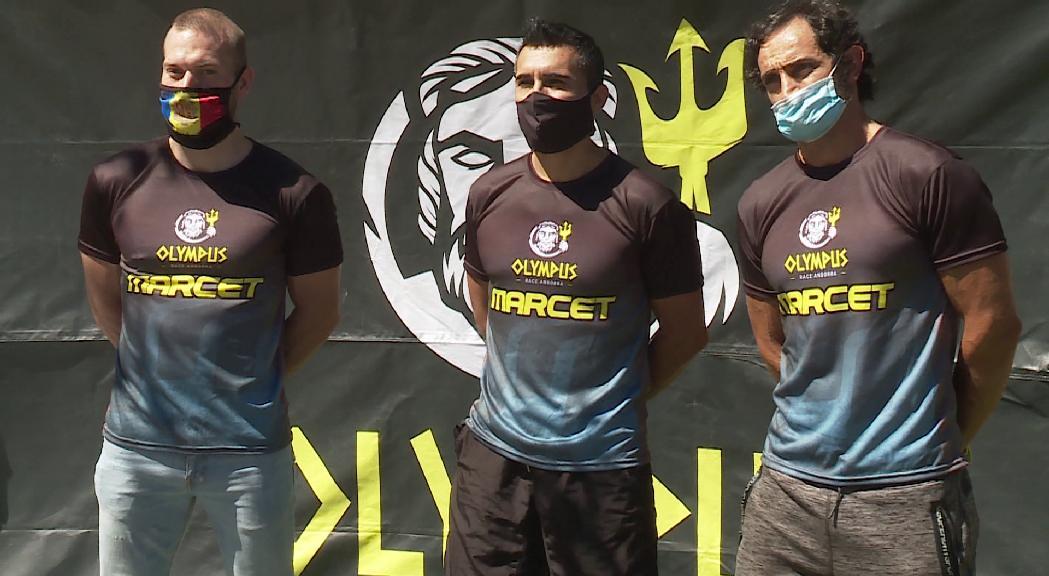 Neix l'Olympus Race, la segona cursa d'obstacles que se celebrarà aquest mes