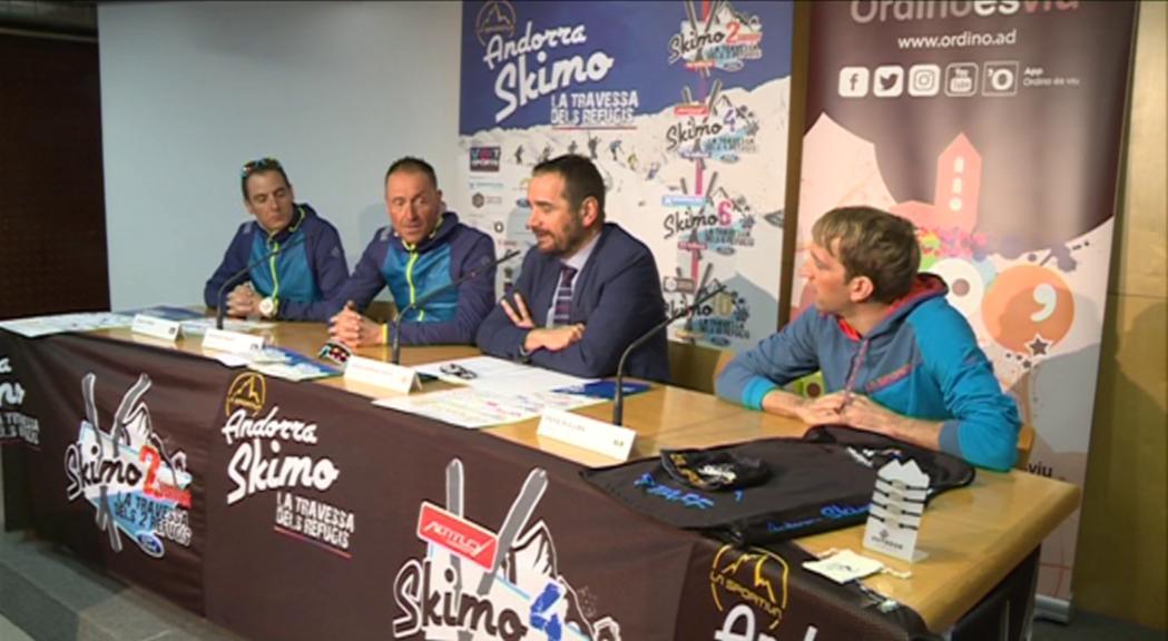 Neix La Sportiva Andorra Trail, una cursa de muntanya per parelles en dues etapes