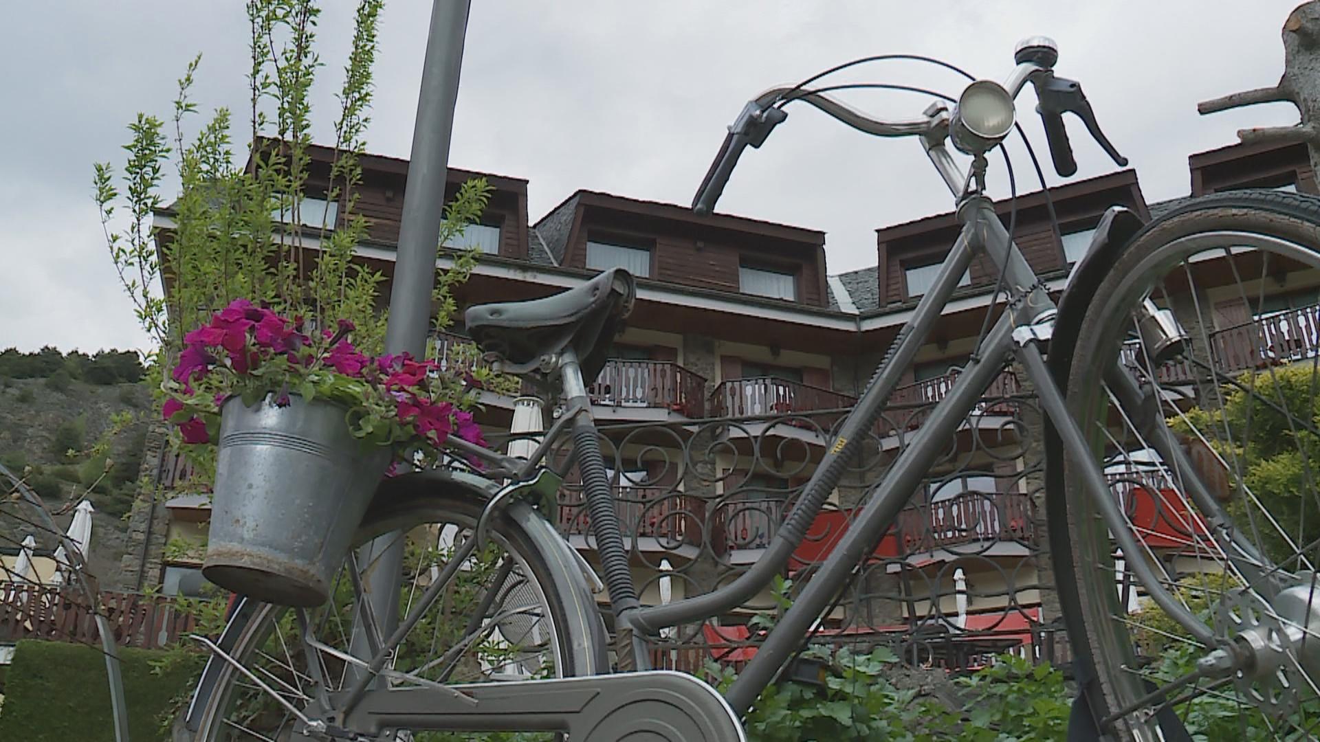 Neixen i es consoliden projectes per potenciar el cicloturisme a Andorra