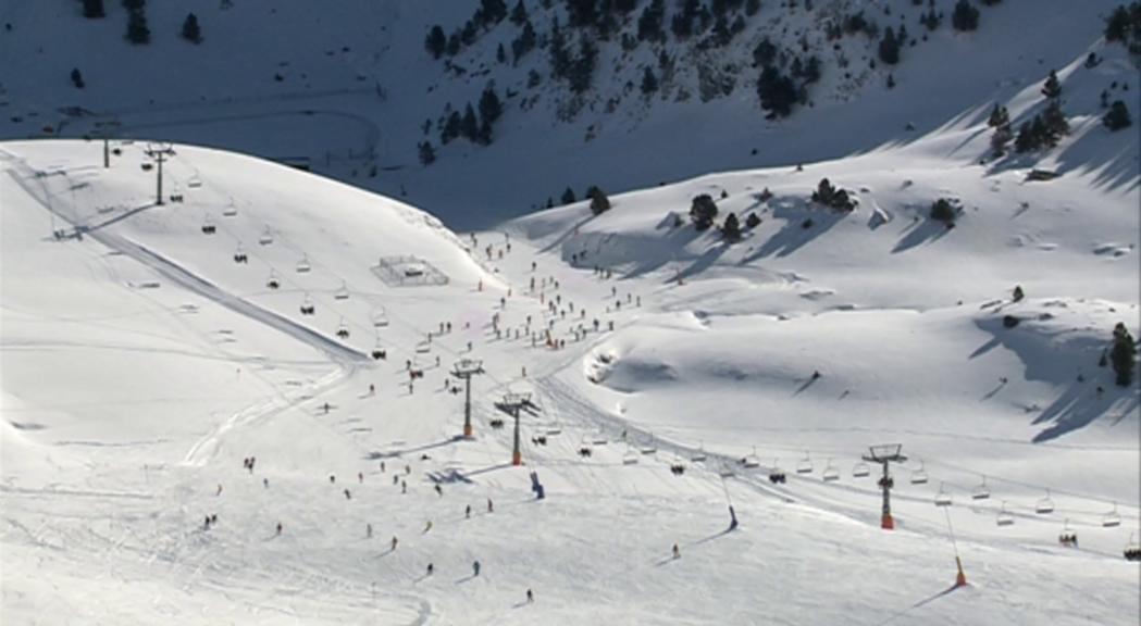 Les nevades fan preveure a les estacions d'esquí una bona Setmana Santa