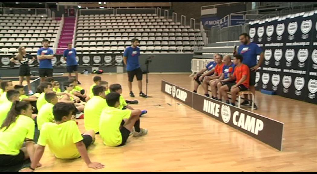 El Nike Camp es divideix en 6 seus de Catalunya i Andorra