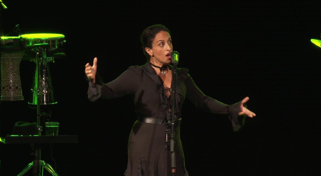 """Noa omple l'auditori del Centre de Congressos d'Andorra la Vella amb el seu darrer àlbum """"Letters to Bach"""""""