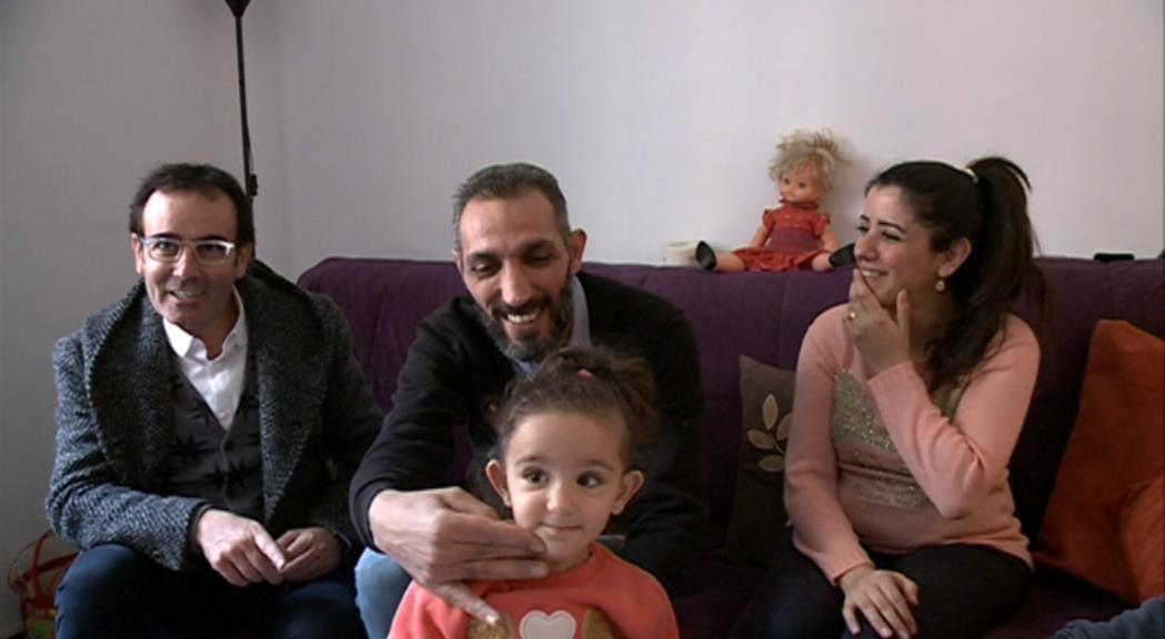 Nou membre a la família siriana refugiada a Andorra