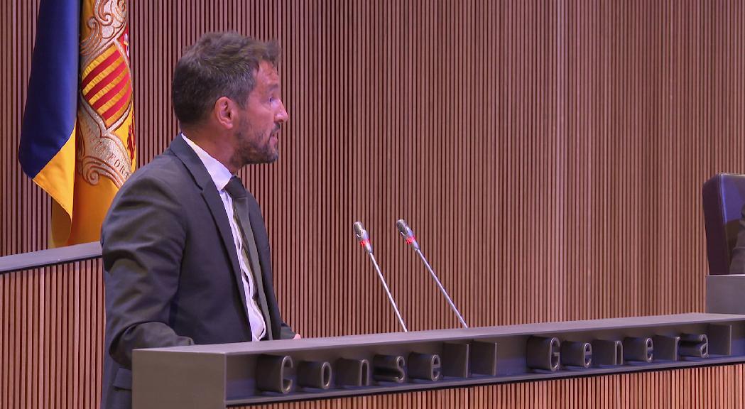 Nou model econòmic pel PS i revisió de prioritats per Terceravia, les propostes de l'oposició al debat d'orientació
