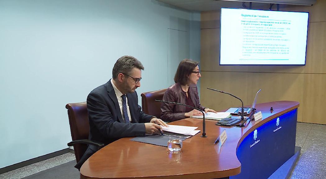 El nou reglament de l'ocupació preveu la possibilitat d'externalitzar part dels serveis