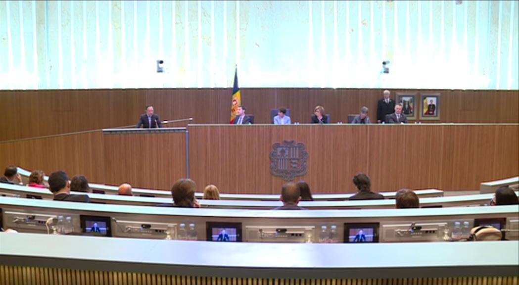 Els nous consellers juraran el 4 de juny en el nou horari de tarda del Consell General