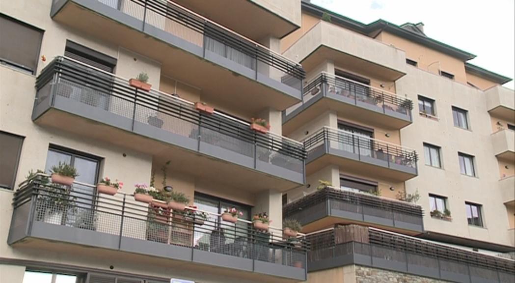 S'augmenta la dotació dels ajuts a l'habitatge de