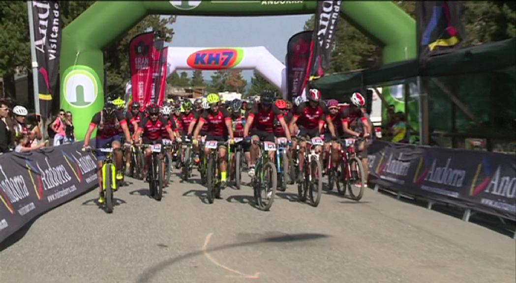 La nova Mussara Andorra de BTT agafa el relleu de la Gran Fondo i vol arribar als 1.500 participants