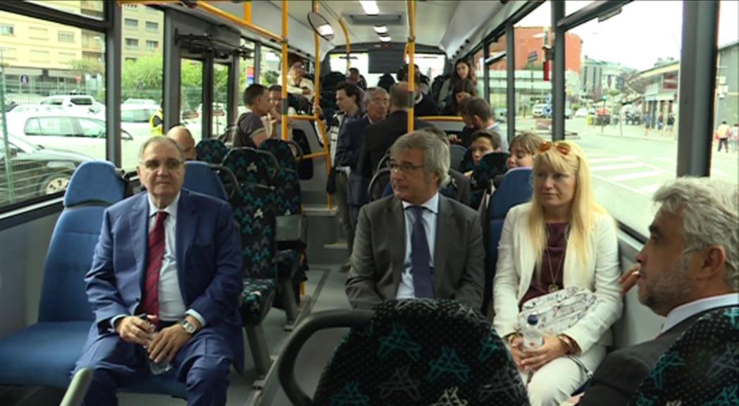 Les noves companyies d'autobusos es mostren favorables a una rebaixa del preu dels viatges