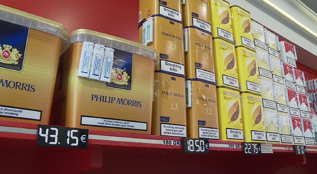 Noves pujades del tabac a França faran augmentar el diferencial de preu amb Andorra
