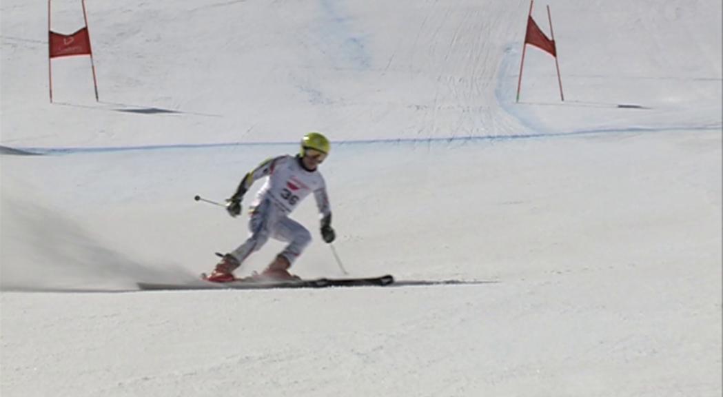 Novetats a l'equip d'esquí alpí: Entren Gabriel i Cornella i surt Oliveras