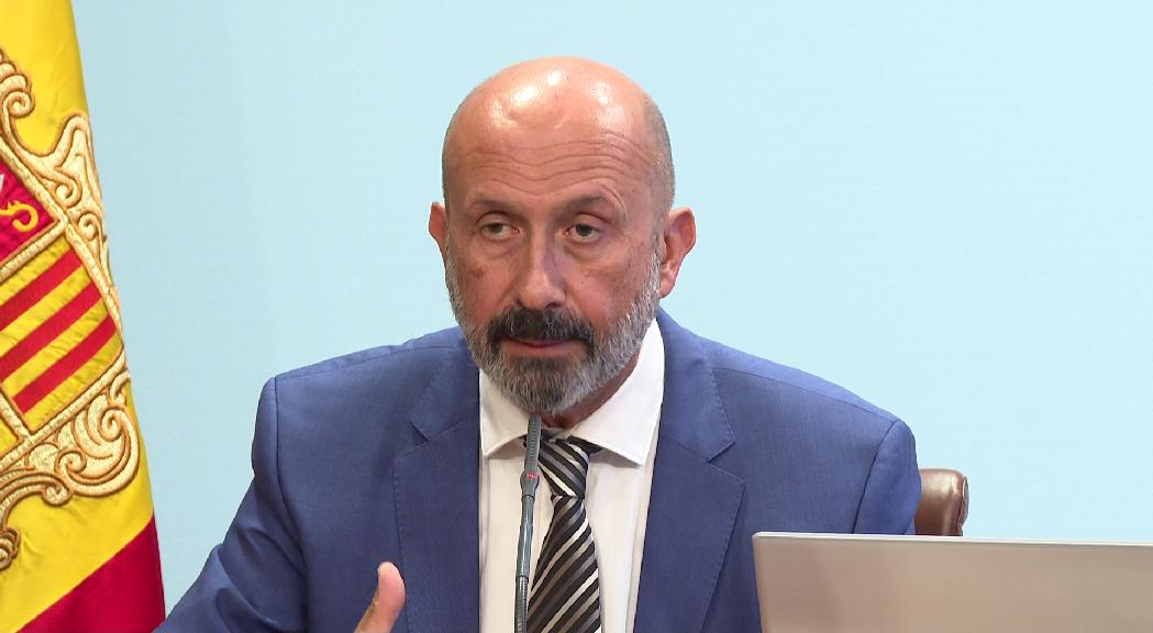 Les novetats en radioteràpia fan Martínez reconsiderar la necessitat d'una unitat a Andorra