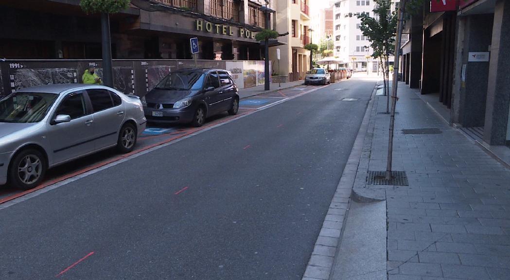 Les obres de separació d'aigües residuals i pluvials a l'avinguda Verge de Canòlich arrenquen dilluns