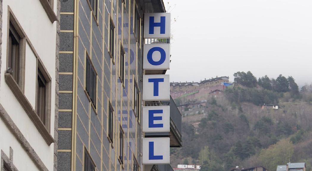 L'ocupació hotelera torna a superar el 50% aquest cap de setmana