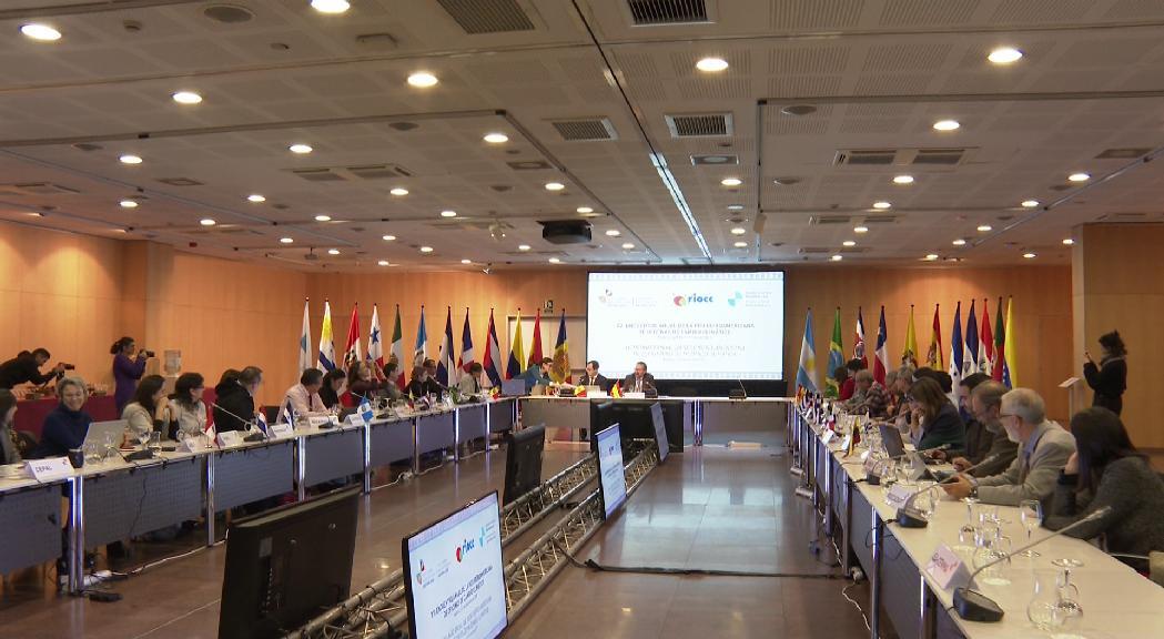 Les oficines iberoamericanes recomanen preparar-se per a les inevitables conseqüències del canvi climàtic