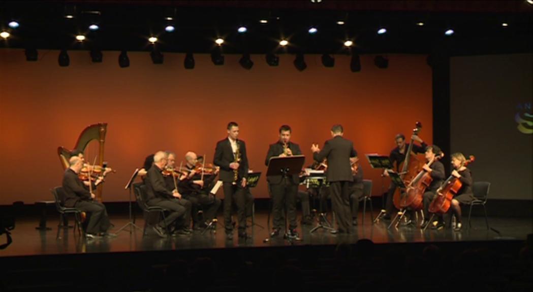 L'ONCA s'uneix al Sax Fest en un concert amb músics de referència internacional