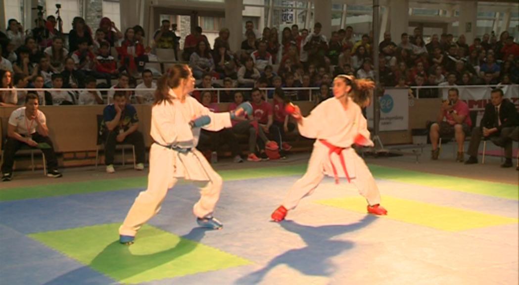 L'Open Internacional d'Escaldes de karate es reformula