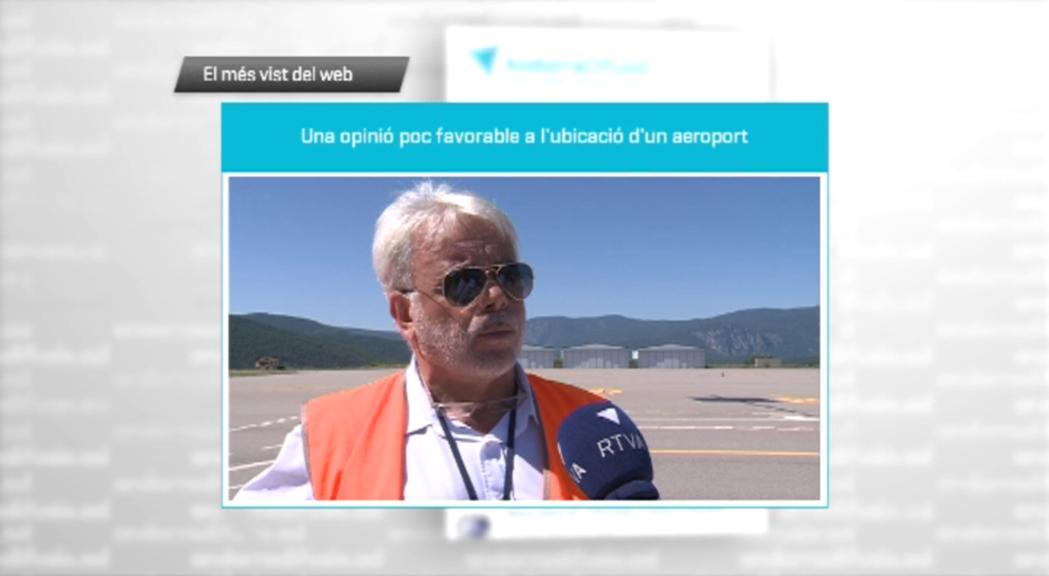 L'opinió d'un pilot de Boeing 737 sobre un aeroport a Grau Roig, el més vist de la setmana