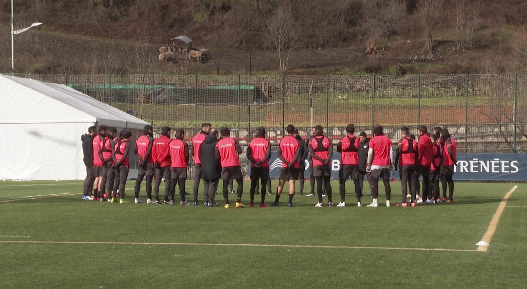Oportunitat d'or del FC Andorra davant el Cornellà