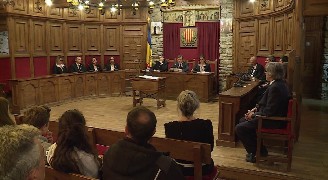 L'oposició de Sant Julià formarà part del consell d'administració de Camprabassa