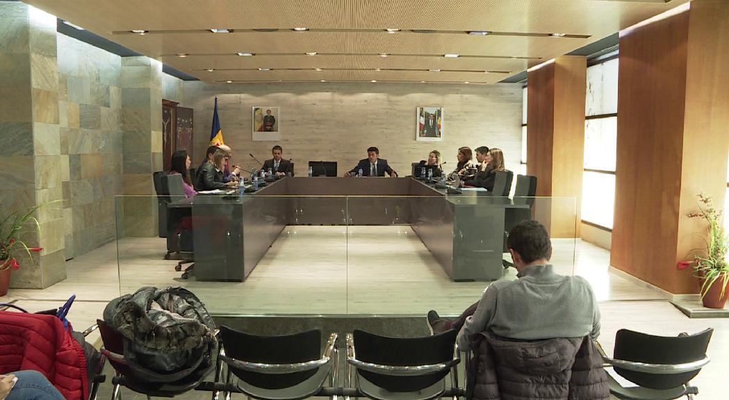 Ordino aprova la revisió del pla d'urbanisme i la minoria critica que es faci en període preelectoral
