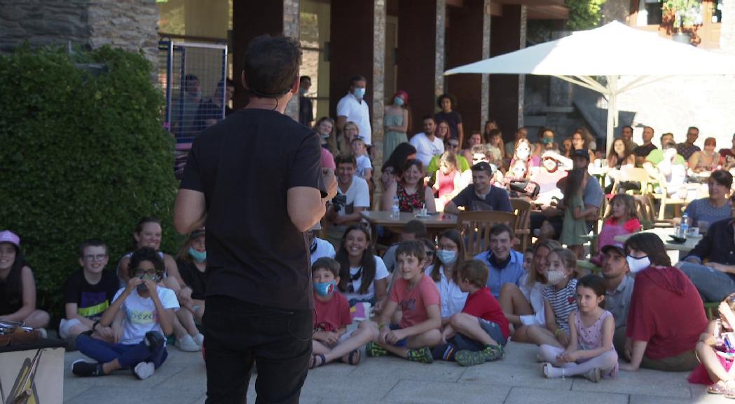Ordino celebra la jornada principal de les festes del Roser amb èxit de públic a totes les activitats