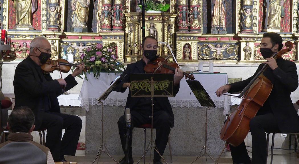 L'Ordino Clàssic commemora el Dia Internacional del Músic amb una actuació del Trio Claret