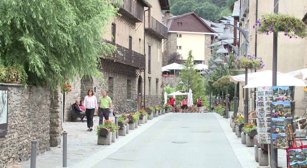 Ordino és la parròquia amb el percentatge més alt de població jove