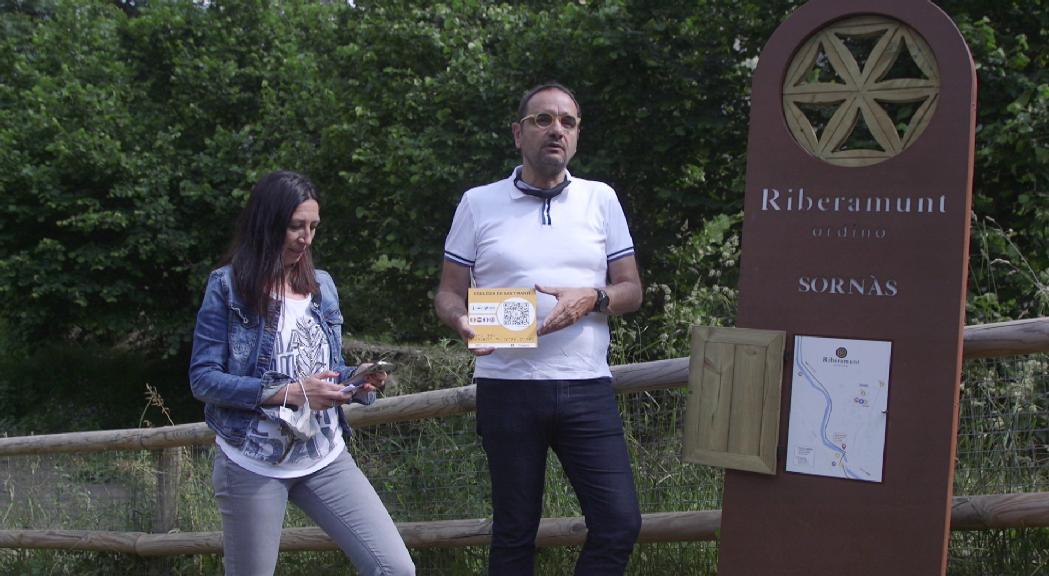 Ordino promou la marca Riberamunt per fer conèixer els quarts de la vall