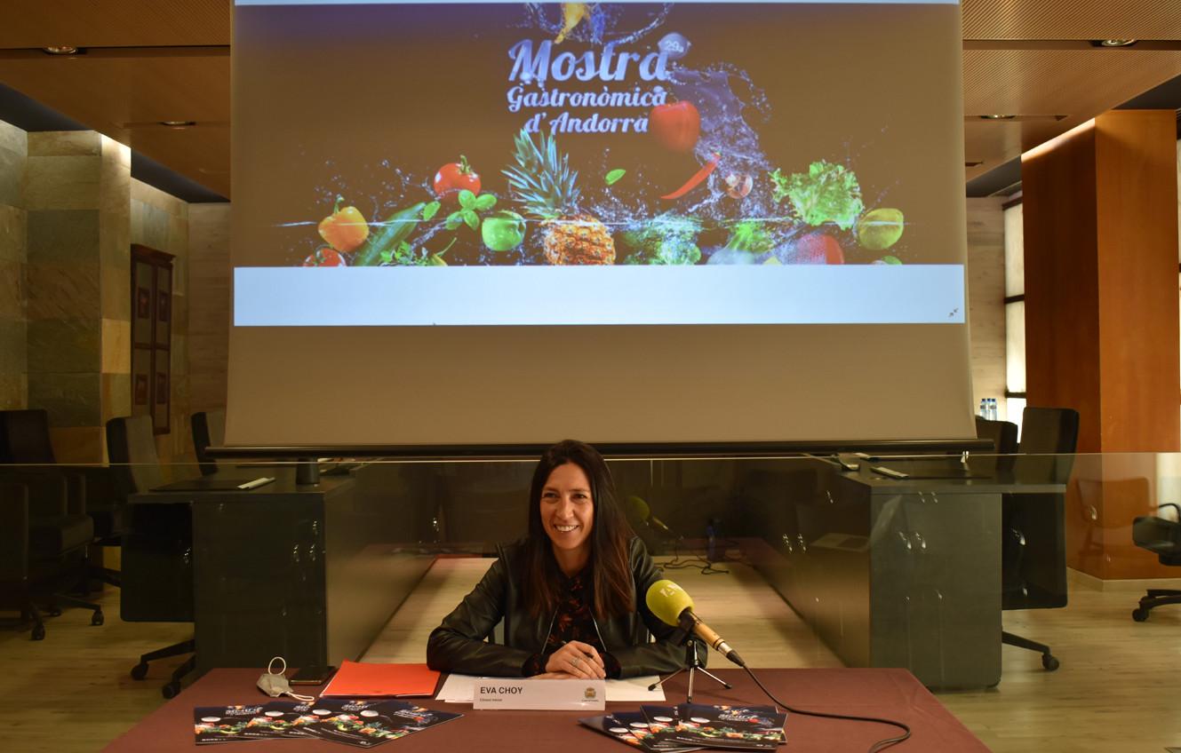 Ordino recupera la Mostra Gastronòmica d'Andorra en un format més reduït
