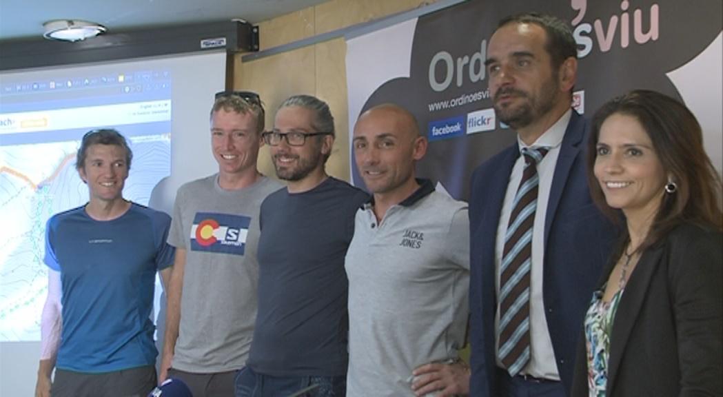 Ordino serà l'escenari principal de la Pirinenc Clàssic, una de les curses de muntanya més tècniques del món